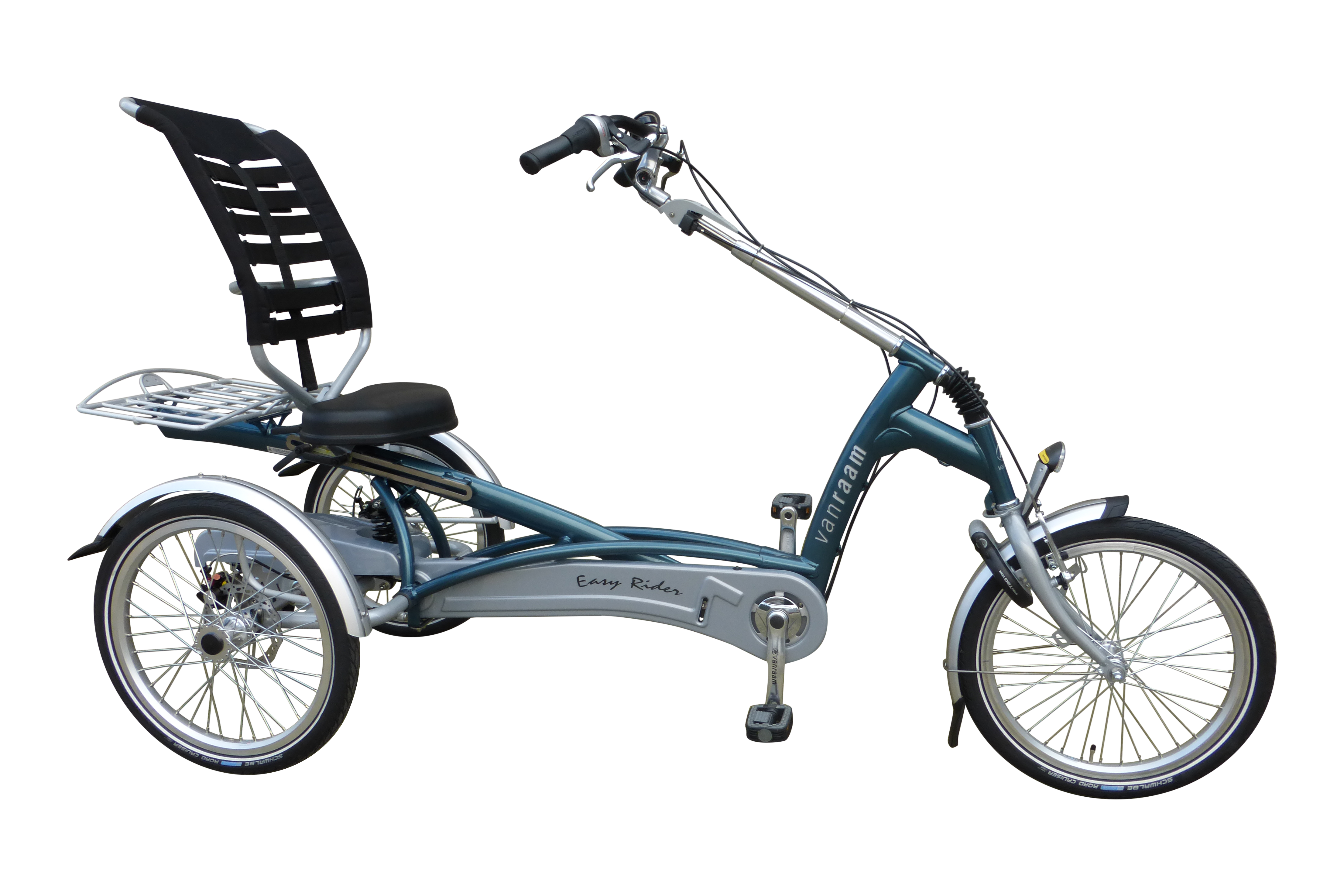 from Luka three wheeled adult bikes